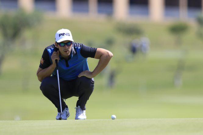 Scott Fernández. © Golffile | Eoin Clarke