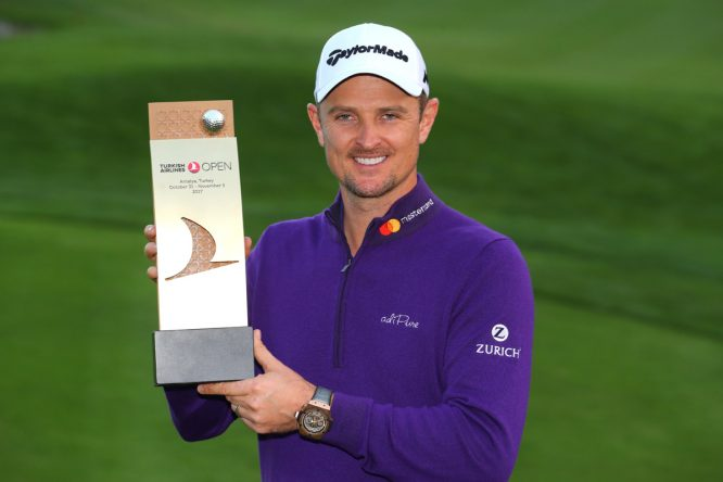 Justin Rose © Getty Images