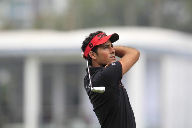 Carlos Pigem. © Golffile | Thos Caffrey