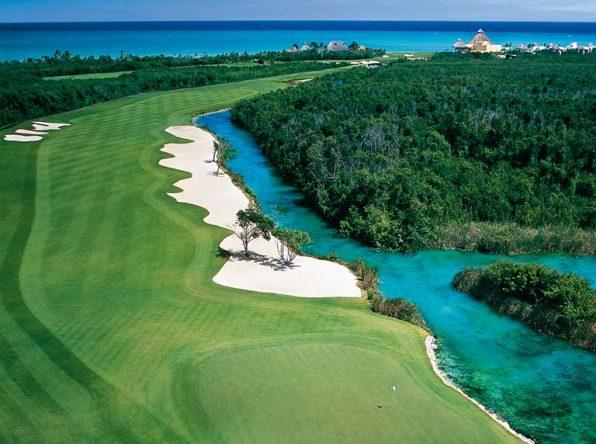 El Camaleón Golf de Greg Norman.