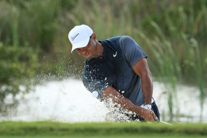 Tiger Woods © PGA Tour