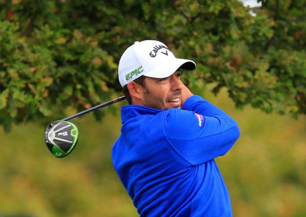Pablo Larrazábal. © Golffile | Thos Caffrey