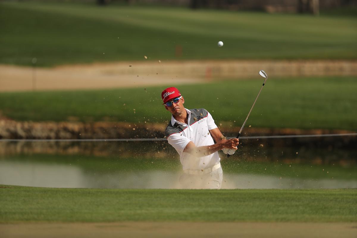 Rafa sacó al fin los dardos de la bolsa | Dubai Desert Classic