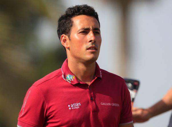 Carlos Pigem. © Thos Caffrey | Golffile