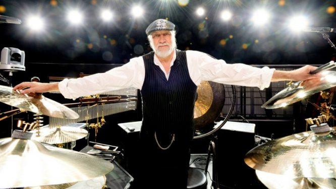 Mick Fleetwood, líder de la banda Fleetwood Mac y gran amante del golf.