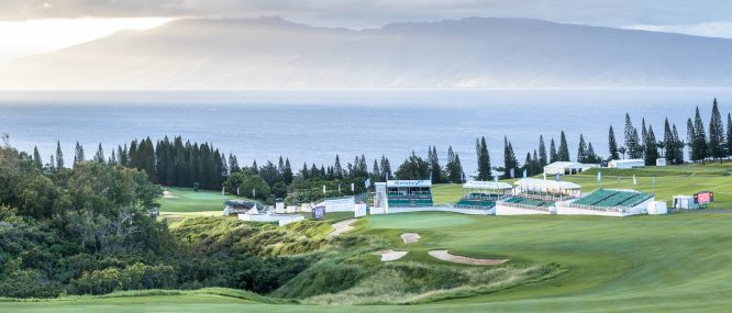 The Plantation Course at Kapalua © PGA Tour
