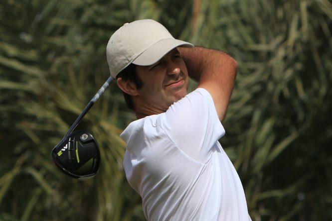 Jorge Campillo. © Golffile | Thos Caffrey.