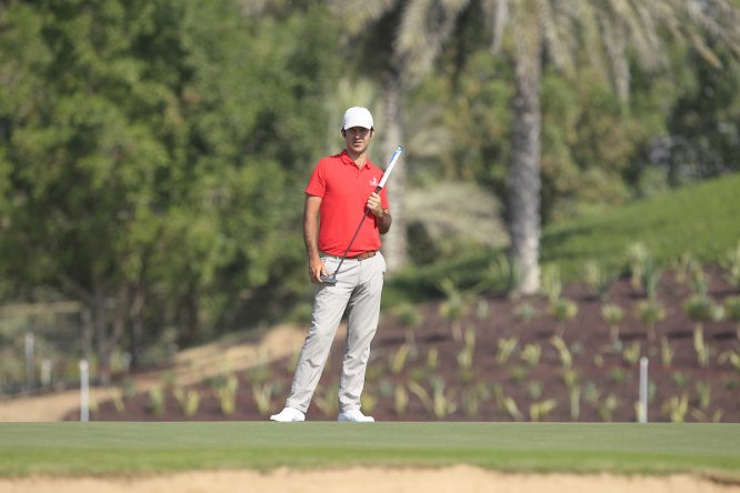 Jorge Campillo. © Golffile | Thos Caffrey