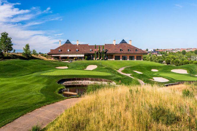 Centro Nacional de Golf.