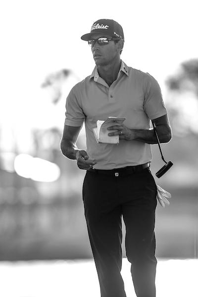 Rafa Cabrera Bello, durante la segunda ronda en el Honda Classic. © Fran Caffrey   Golffile