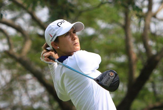 Azahara Muñoz. © Thos Caffrey   Golffile