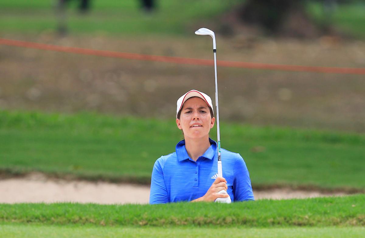 Carlota Ciganda, hoy en Tailandia. © Golffile   Thos Caffrey
