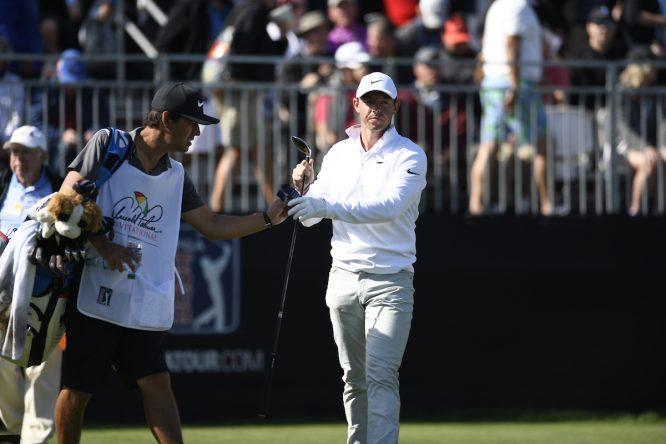 Rory McIlroy, en Bay Hill. © Golffile | Dalton Hamm