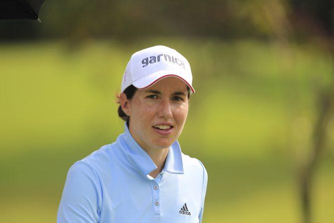 Carlota Ciganda. © Thos Caffrey | Golffile