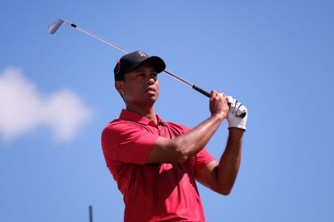 Tiger Woods © Golffile | Fran Caffrey