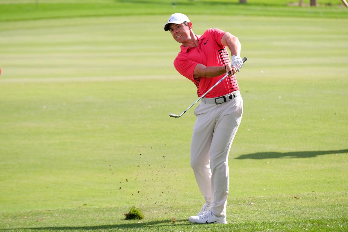 Rory McIlroy. © Golffile | Fran Caffrey