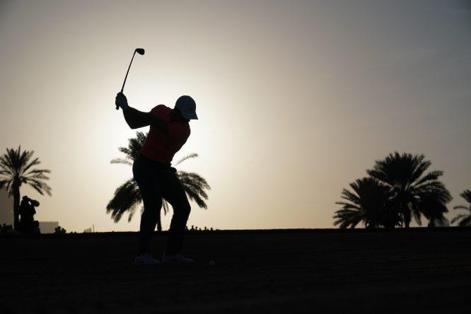 Jugador de golf © Fran Caffrey   Fran Caffrey