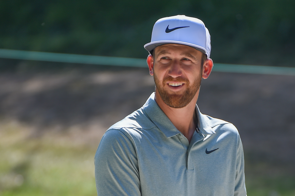 Kevin Chappell. © Golffile | Ken Murray