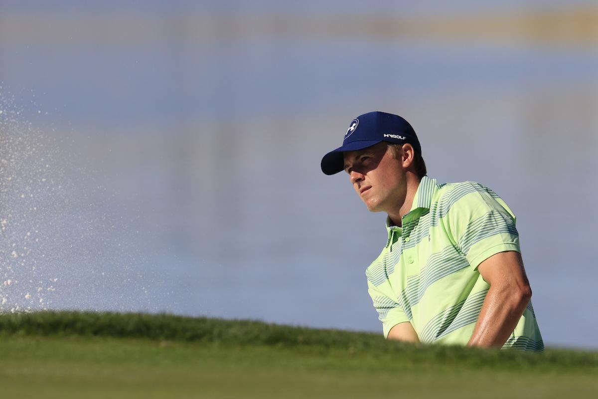 Jordan Spieth. © Golffile | Eoin Clarke