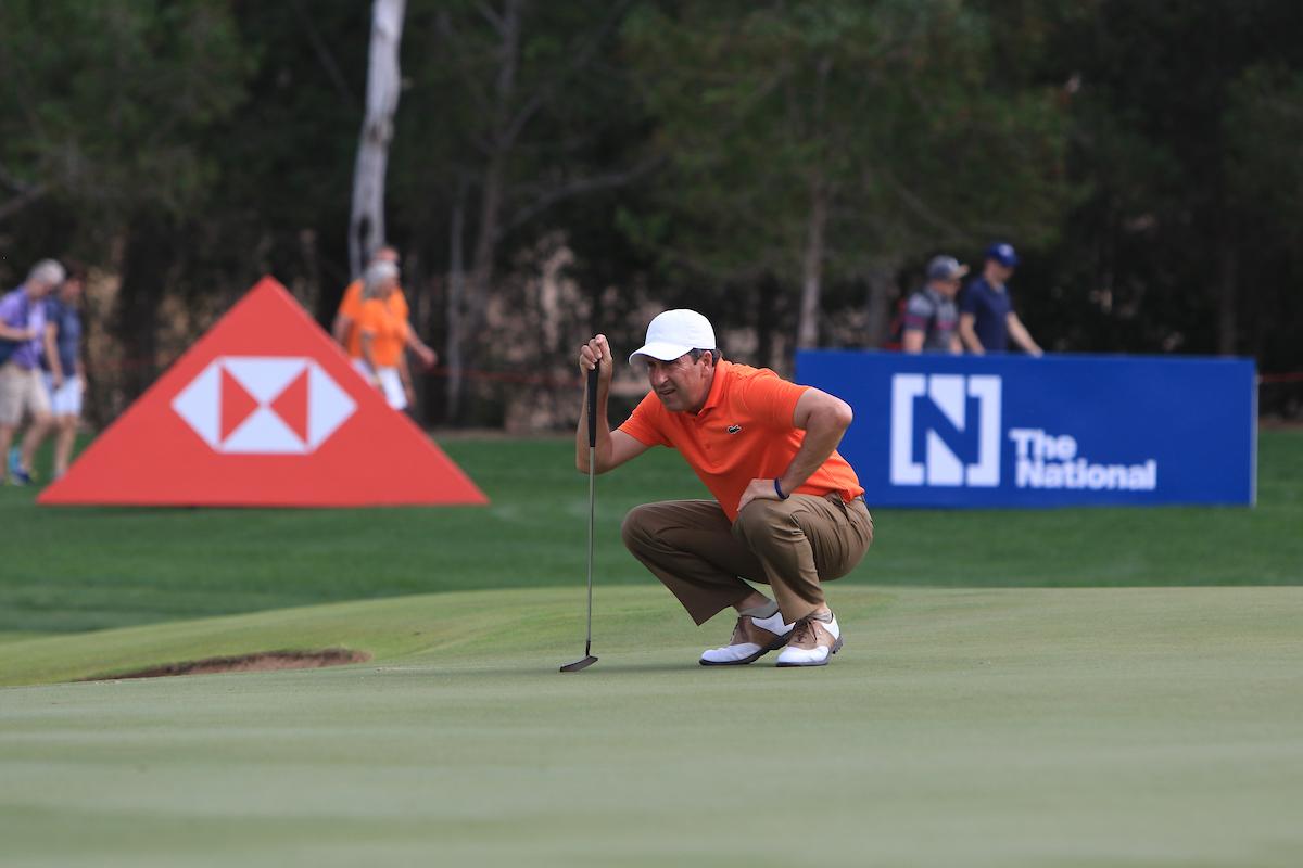 José María Olazábal. © Golffile | Thos Caffrey