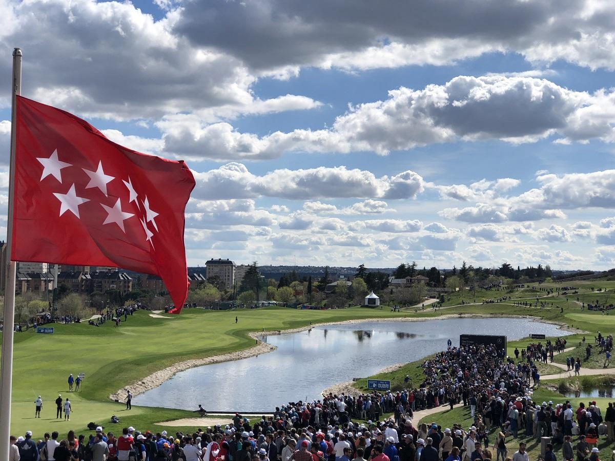 Madrid quiere golf. ©Fátima Gómez