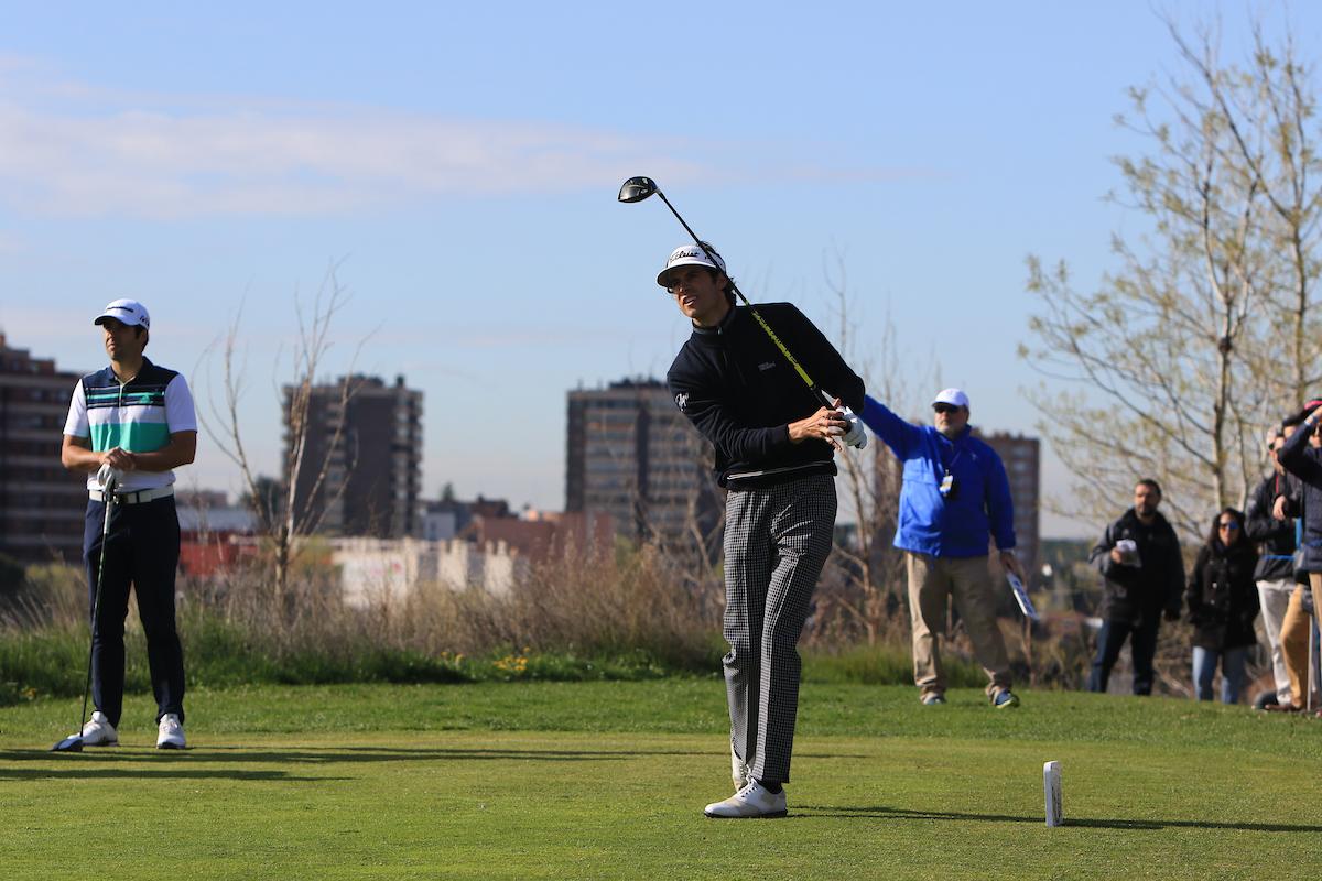 Pedro Oriol en el Centro Nacional de Golf. © Golffile   Thos Caffrey