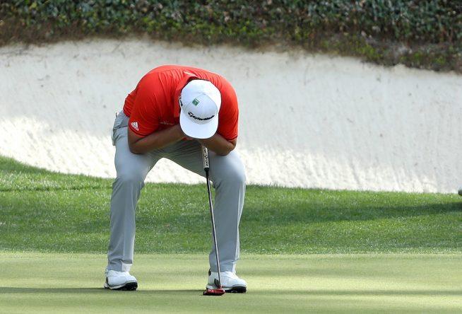 Jon Rahm analiza su última ronda en Augusta y su actuación en el Masters.