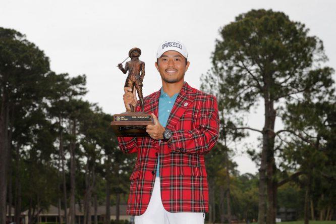 Satoshi Kodaira © PGA Tour