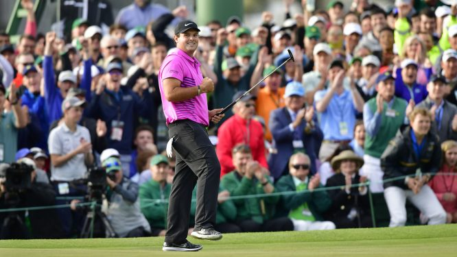 Patrick Reed © Augusta National