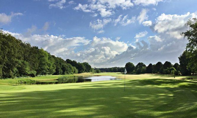 Rinkven Internacional Golf Club.