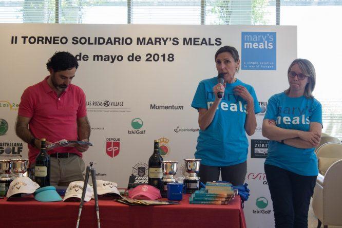 II Torneo Solidario Mary's Meals.