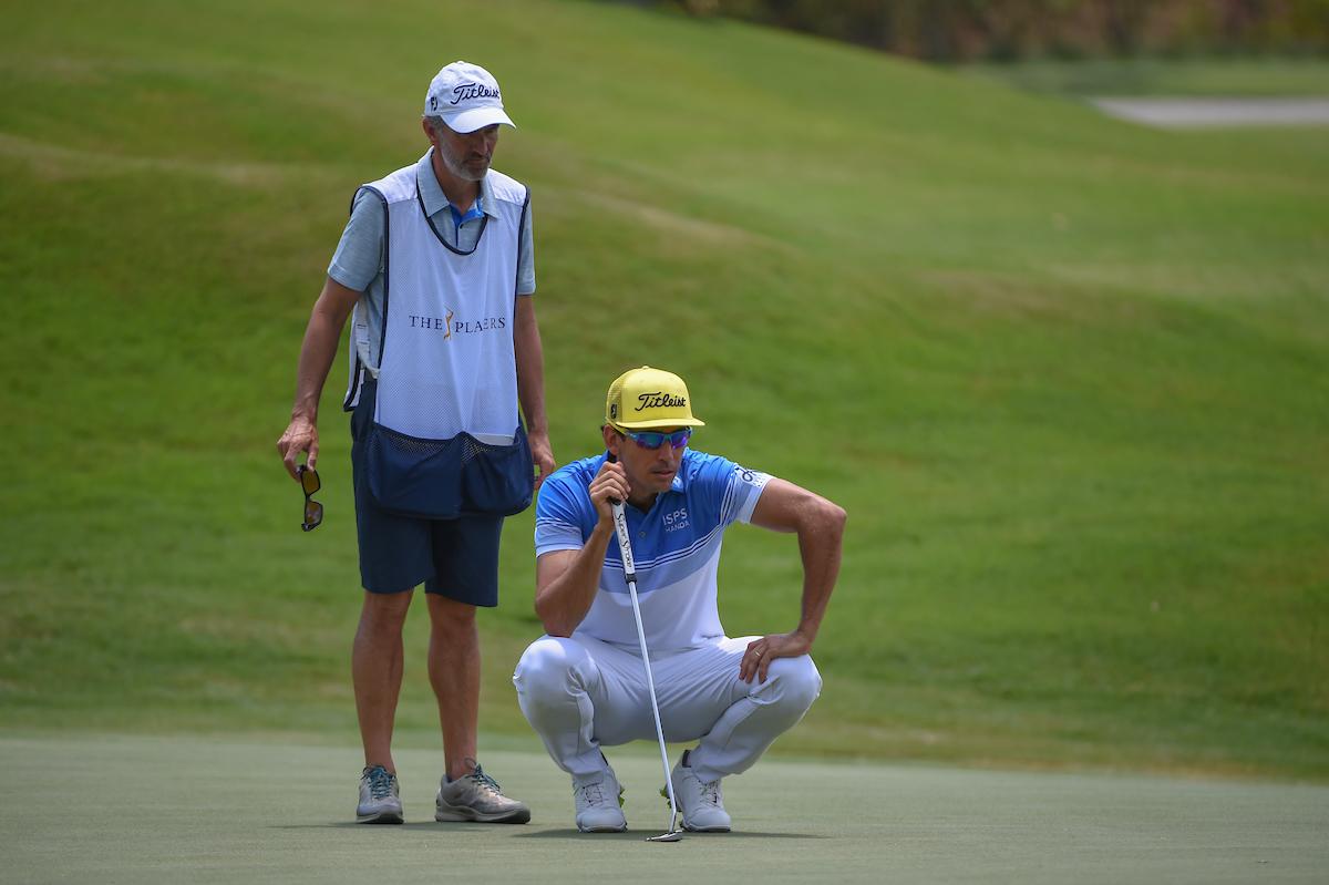 Rafa Cabrera Bello la semana pasada en el TPC Sawgrass. © Golffile | Ken Murray