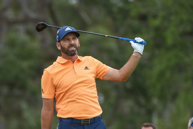 Sergio García. © Golffile | Ken Murray
