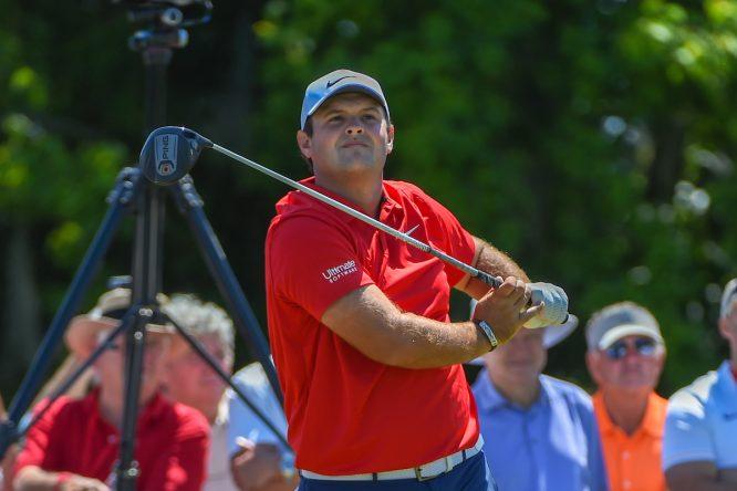 Patrick Reed © Golffile   Ken Murray