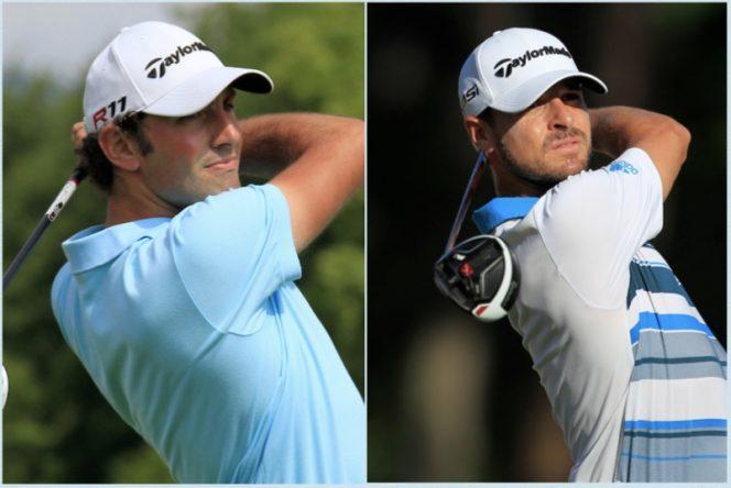 Alfredo García Heredia y Javier Colomo se enfrentarán en la primera ronda en Valle Romano. © Golffile