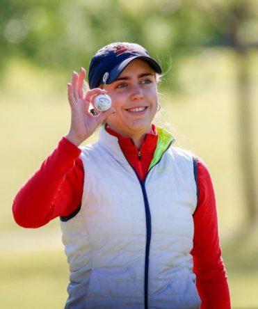 Celia Barquín pondrá un broche de oro a su carrera amateur con la disputa del US Open.