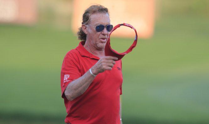 Miguel Á. Jiménez © Golffile | Thos Caffrey
