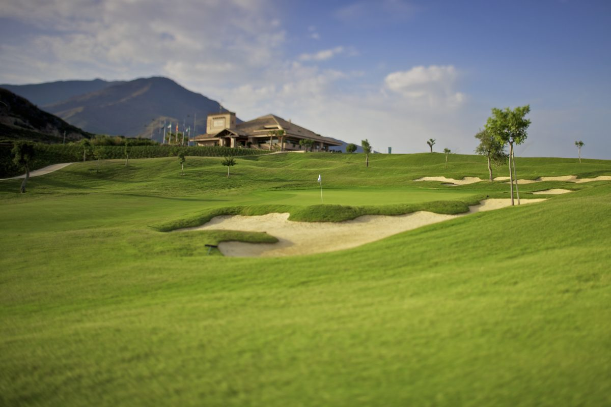 Valle Romano Golf & Resort.