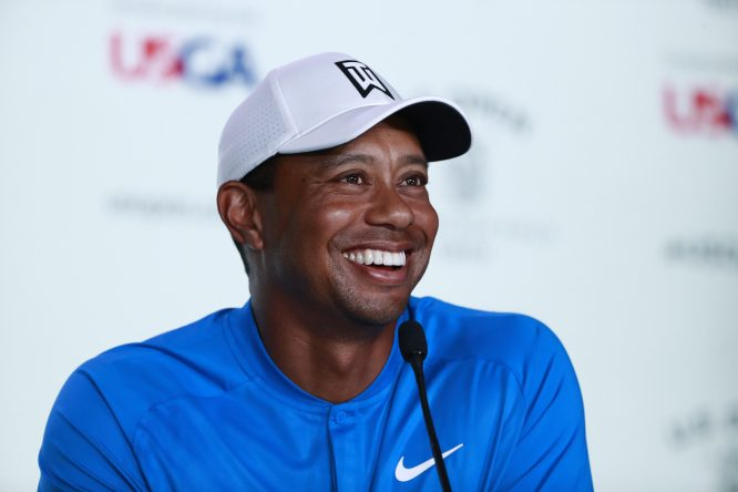 Tiger Woods. Copyright USGA/Chris Keane