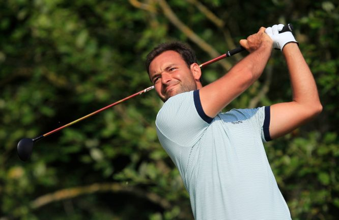 Carlos del Moral © Golffile   Thos Caffrey