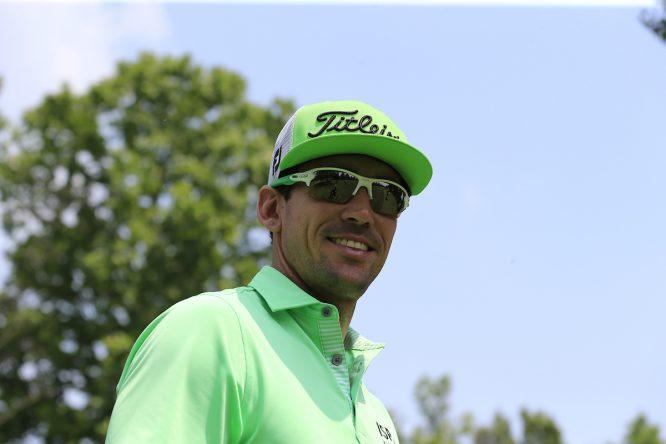 Rafa Cabrera Bello durante la tercera jornada del Open de Italia. © Golffile | Eoin Clark