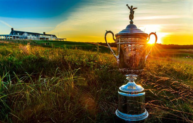 Trofeo del US Open © USGA | John Mummert