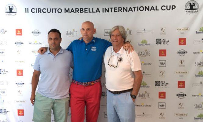Presentación de la II edición del circuito Marbella International Cup 2018.