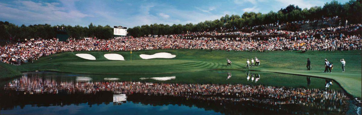 1997 Ryder Cup. © Andalucía Golf