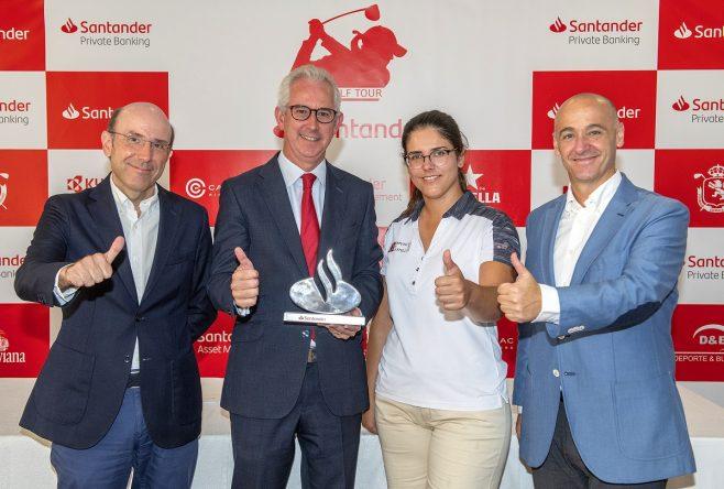 Presentación de la primera parada del Santander Golf Tour 2018 en el Club de Golf Escorpión.