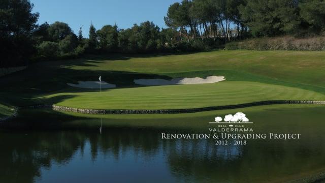 VÍDEO   La profunda remodelación de Valderrama para seguir como uno de los mejores campos de golf del mundo