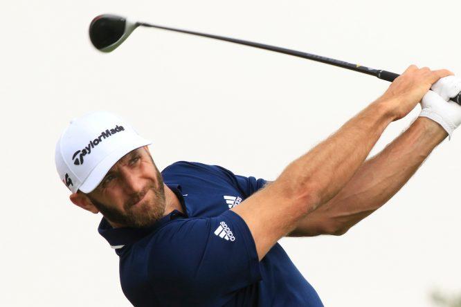 Dustin Johnson. © Golffile | Phil Inglis