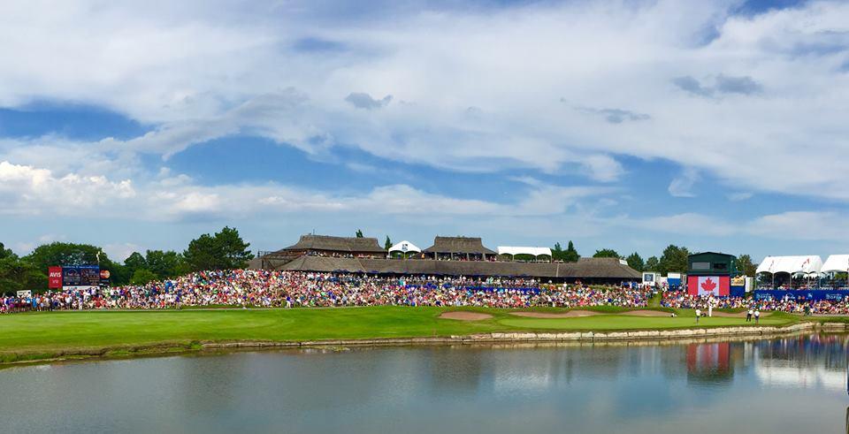 Glen Abbey Golf Club.