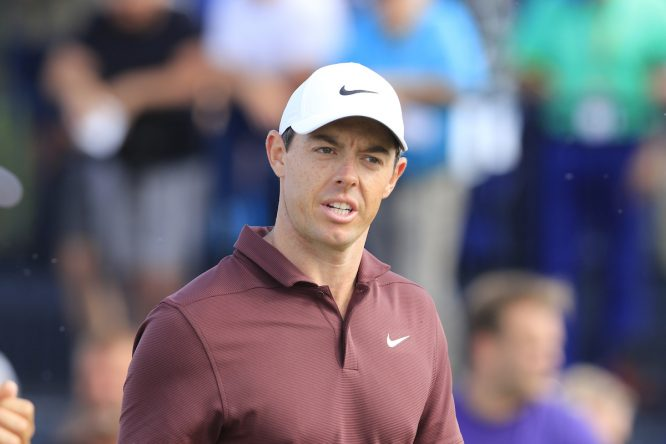 Rory McIlroy. © Golffile | Eoin Clarke