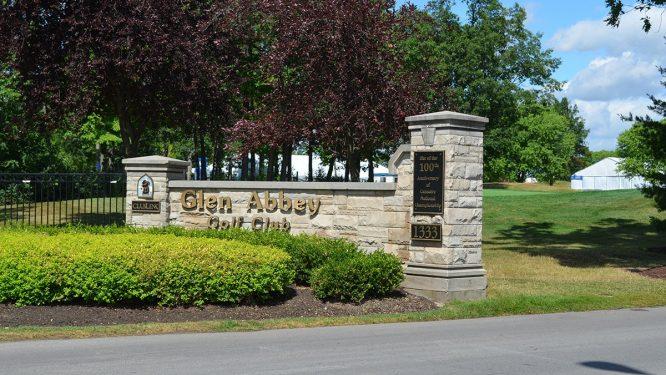 Glen Abbey Golf Club © RBC Canadian Open